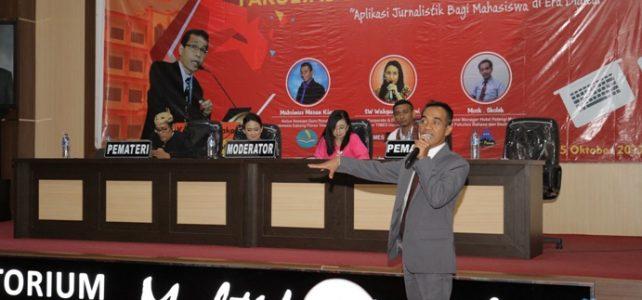 Dekan FBS Unikama: Digital Sudah Jadi Gaya Hidup